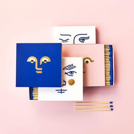 Gift - Janus & Apollo Matches - OCTAEVO
