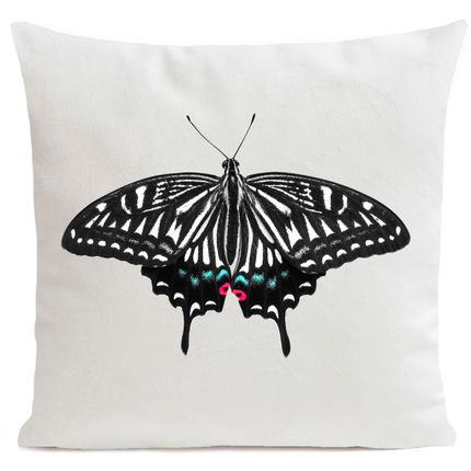 Cushions - PW BUTTERFLY Cushion 40*40 - ARTPILO
