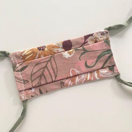 Scarves - Afnor Standard Fabric Mask Adult - LES LOVERS DECO