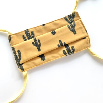 Foulards / écharpes - Masque Enfant en tissu norme Afnor  - LES LOVERS DECO