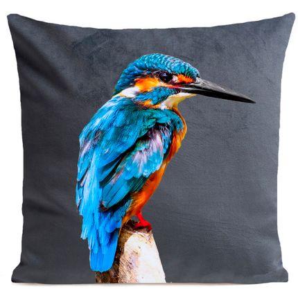 Coussins - LITTLE BLUE BIRD Coussin 40*40 - ARTPILO