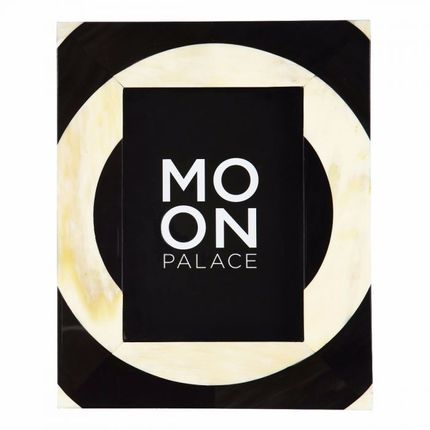 Cadres - picture frame horn target design 13x18cm - MOON PALACE