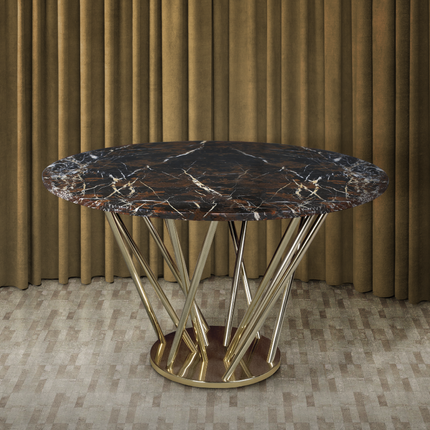Tables - Nebula Dining Table - MALABAR