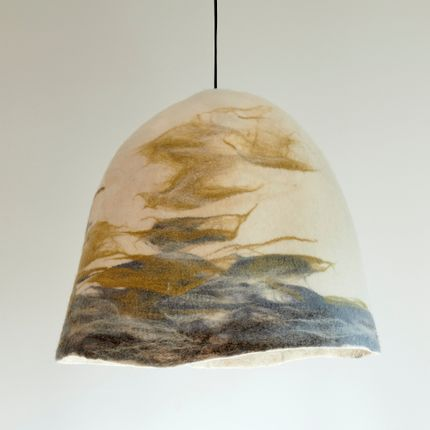 Hanging lights - CIELO handmade suspension - SOL DE MAYO