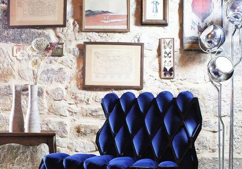 INTERIOR DESIGN - PLUMBUM - Matrice chair