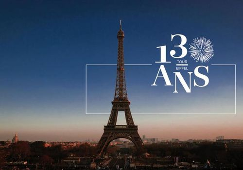 PARIS RENDEZ VOUS - 130 years of the Eiffel Tower