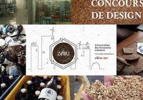 CONCOURS DE DESIGN ZÉBU CHEZ VILLETTE MARKERZ - Design Competition ZéBU