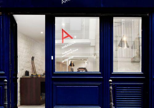 AMBASSADE EXCELLENCE - Boutique Ambassade, 18 rue du Vertbois, Paris 3e.