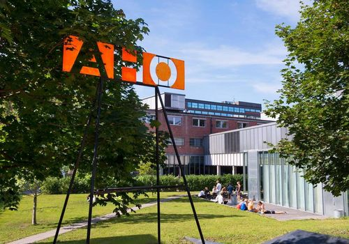 THE OSLO SCHOOL OF ARCHITECTURE AND DESIGN - The Oslo School of Architecture and Design  - AHO