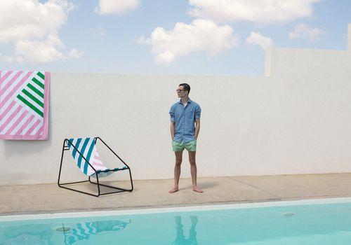 LA SERVIETTE PARIS - La Serviette Paris Deck Chair