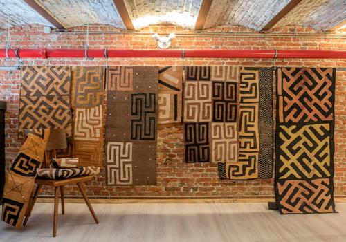 OMOY-INTERIOR DESIGN - Assortiment de tapis Kuba