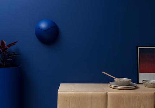 UNI HABITAT - UNI blue clock