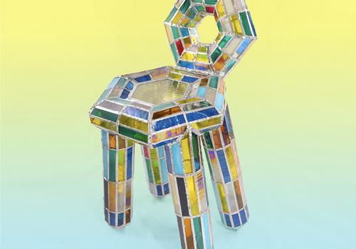 ARTHUR RISTOR - Arlequine Chair