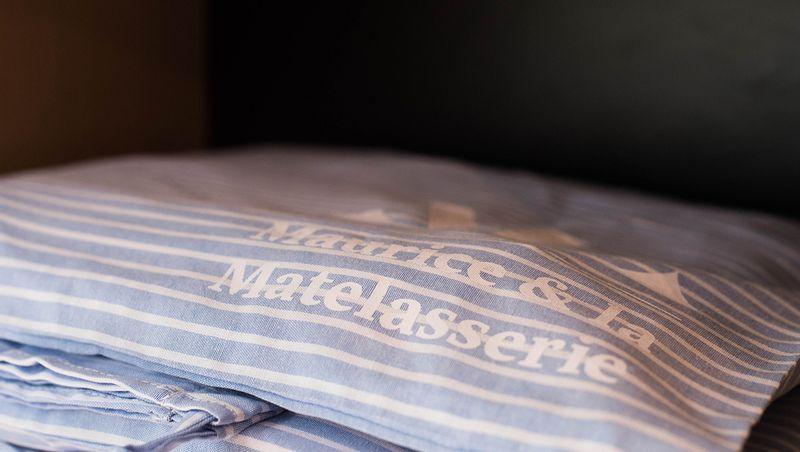 MAURICE & LA MATELASSERIE - Array