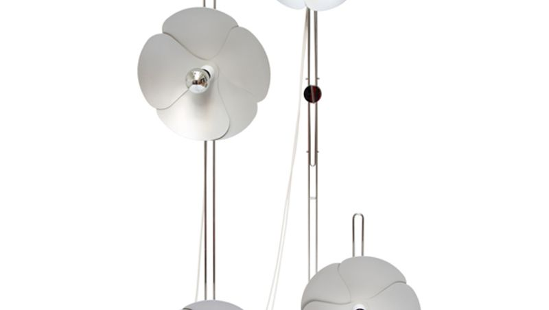 DISDEROT - Flower series floor lamps - Édition Disderot