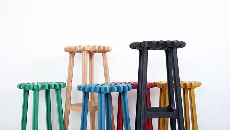 UBLIK - GOFR stool for PDW19