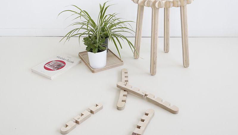 UBLIK - GOFR stool