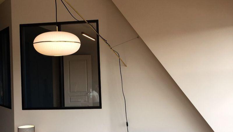 NEDGIS - Precious Déporté wall light, Céline Wright