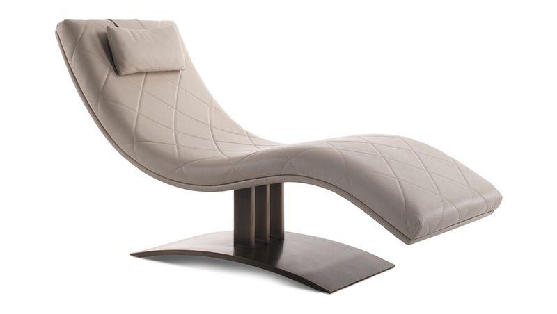 HUGUES CHEVALIER - Vendôme chaise longue