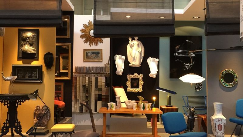 PAUL BERT SERPETTE PARIS FLEA MARKET - Furniture and objects of art
