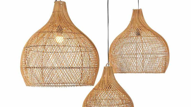 ORIGINALHOME - Bawang Lampshade set 3