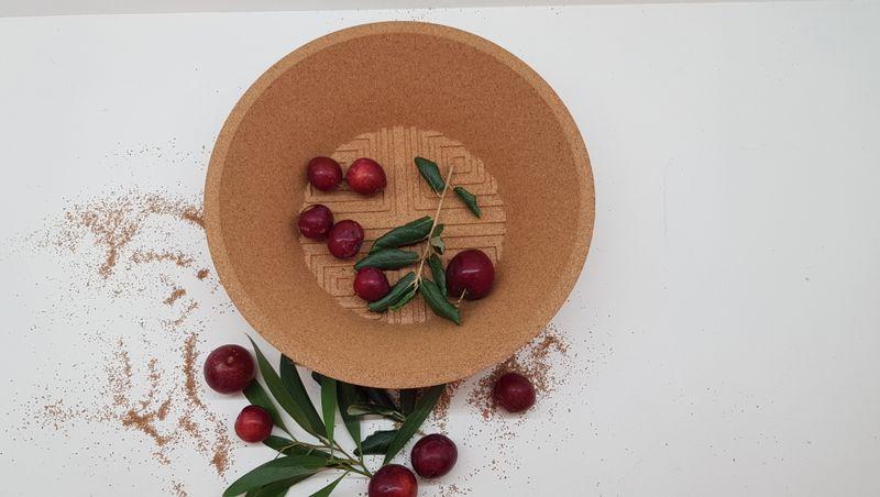 3D CORK - Colection Aurora Losango- le choix de François Delclaux pour What's New? Living