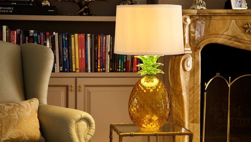 MDINA GLASS - Table Lamps