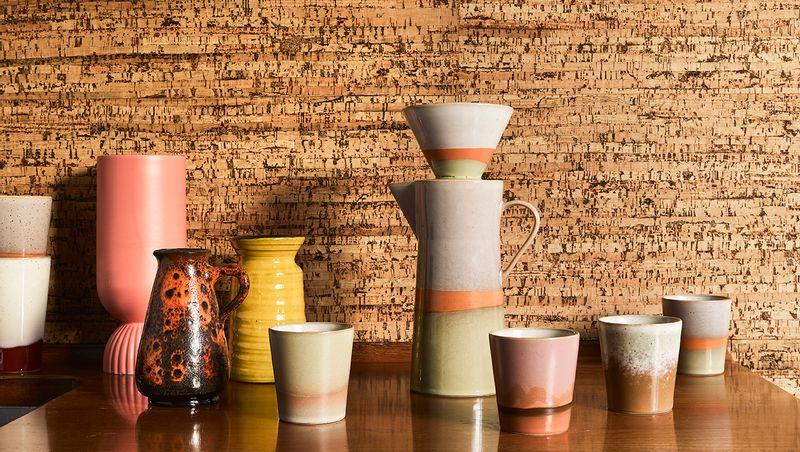 HKLIVING - 70s ceramics