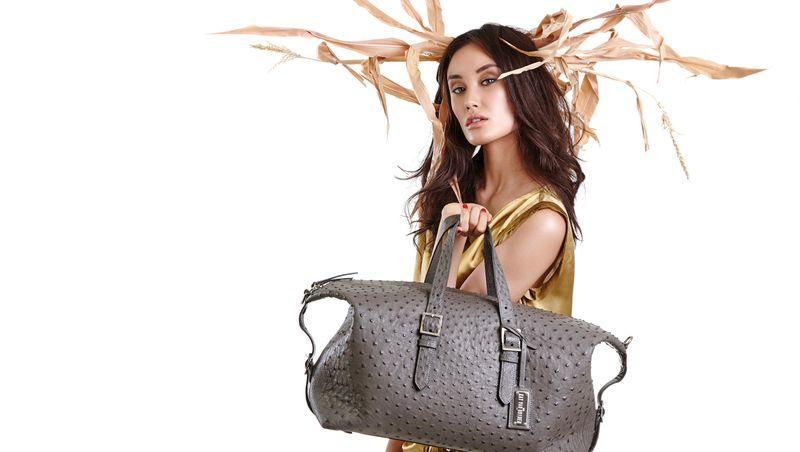 KAT VAN DUINEN DESIGN - Ebusuku Travel Bag