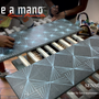 Lawn tables - Made a Mano - MyTable SENSU - MADE A MANO - ROSARIO PARRINELLO