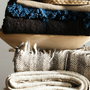 Autres tapis - Laine brute , coton & fibres - IXCASALA