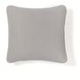 Plaids - Fresno Pique Blanket & Decorative Pillow - L'APPARTEMENT