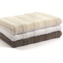 Other bath linens - Lane & Striped Terry Organic Bath Mat - L'APPARTEMENT