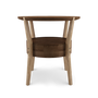 Dining Tables - Cromwell Side Table - WOOD TAILORS CLUB