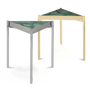 Tables basses - KANDINSKY | Side Table Triangular - Indian Green - OIA  DESIGN