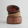 Platter and bowls - Natural stone decorative items - ATMOSPHÈRE D'AILLEURS