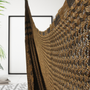 Lawn armchairs - DC COFFEE MAYAN HAMMOCK - L'ATELIER FOLKLORE