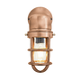 Appliques - Bulkhead Sconce Wall Light - 12 Inch - Copper - INDUSTVILLE