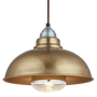 Hanging lights - Old Factory Heat Pendant - 12 Inch - INDUSTVILLE