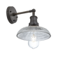 Appliques - Brooklyn Glass Dome Wall Light - 8 inch  - INDUSTVILLE