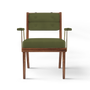 Chaises - Robinson chaise de salle à manger - WOOD TAILORS CLUB