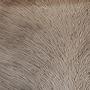 Fabrics - Hide Velvet Oatmeal - KOKET