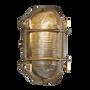 Wall lamps - Bulkhead Oval Wall Light/Flush Mount - 6 Inch - INDUSTVILLE