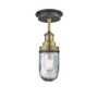 Suspensions extérieures - Brooklyn Outdoor & Bathroom Flush Mount - INDUSTVILLE