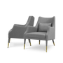 Loungechairs for hospitalities & contracts - Carver   Armchair - ESSENTIAL HOME