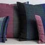 Coussins - Cushions: Horizontal & Vertical rain - 85°
