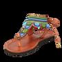 Chaussures - LĀ vert - ISHOLA