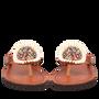 Shoes - JUA white - ISHOLA