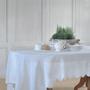 Linge de table textile - Julia Lin Brodé - PIMLICO