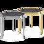 Coffee tables - KANDINSKY   Side Table Hexagonal - Nero Marquina - OIA  DESIGN